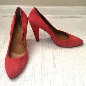 Madewell Film Noir Pumps Made in Italy